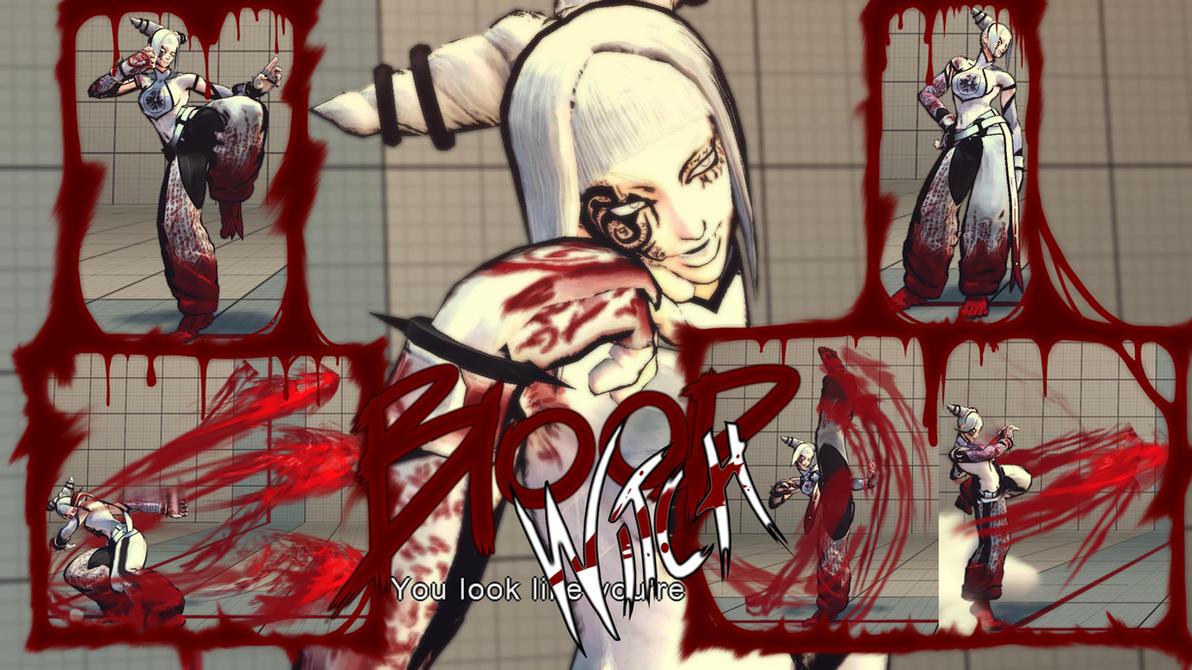Blood Witch by Misucra