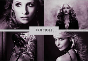 Pure Violet by imLilus