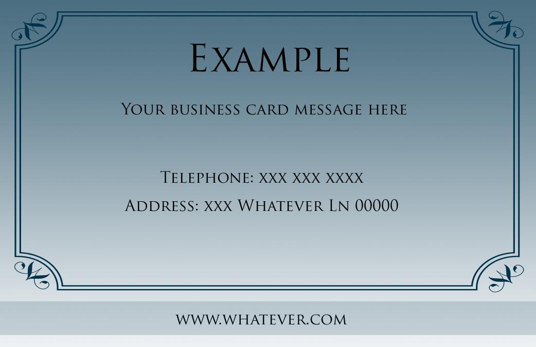Free blue borders business card by deviousaffair on deviantart free blue borders business card by deviousaffair reheart Choice Image