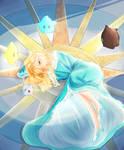Princess of the Cosmos (GIF)