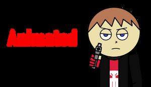 Connor Shoot animated by xxHeavyswagxx