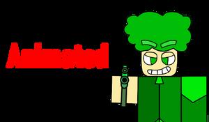 Gamerrobloxian Shoot animated by xxHeavyswagxx