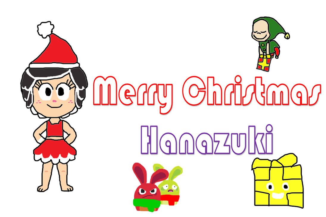 Merry Christmas Hanazuki By Coldeye125 On Deviantart