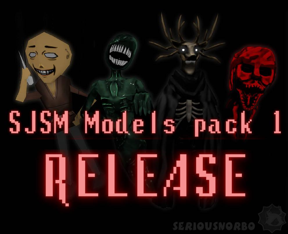 SJSM 3D Models Release - Pack 1 by SeriousNorbo on DeviantArt