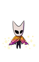 Hollowknight Hotaru animation 2 (jump) by Karren-san