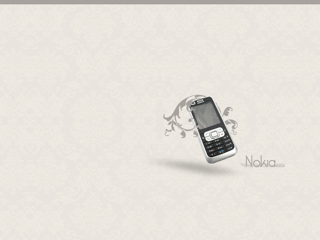 Wallpaper Nokia 6120