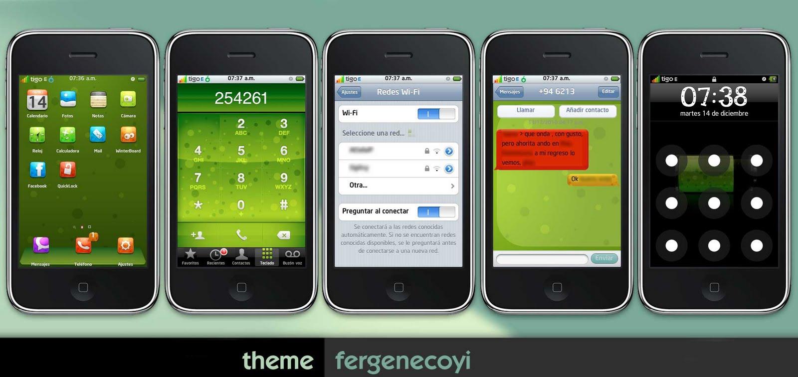 Theme-iphone