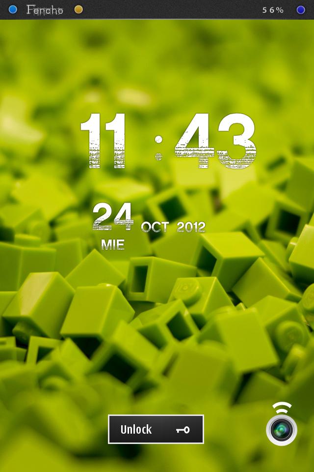 Lockscreen Lego Iphone
