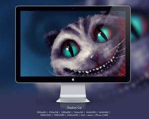 Cheshire Cat wall