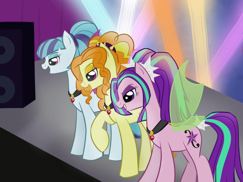 Pony Pov Series Origins Dazzlings Part 1 Of 2 By Alexwarlorn On Dazzle Guard Diamond Coating Deviantart