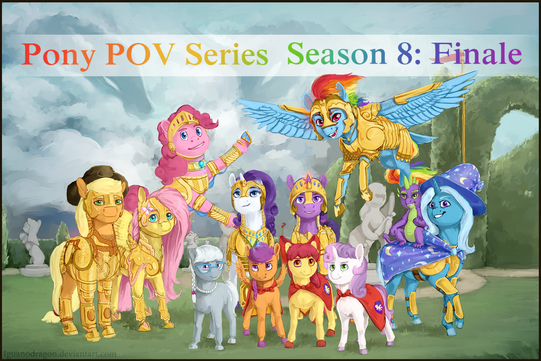 Pony POV Series Finale Name Of The Nightmare By Alexwarlorn On DeviantArt