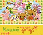 Kawaii PNGs