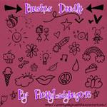 Brushes Doodle
