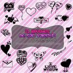 Brushes San Valentin3
