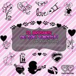 Brushes San Valentin4