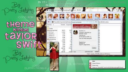 ThemeWinRAR Taylor Swift by PrettyLadybug093