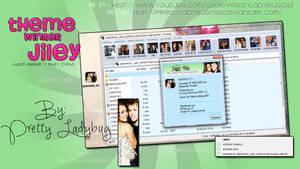 Theme WinRAR Jiley (Justin y Miley)
