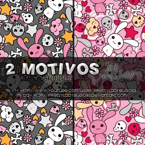 Motivos Doodle by PrettyLadybug093