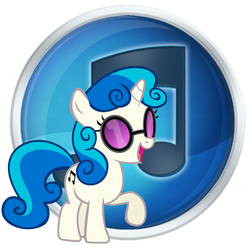 Sweetie Scratch [iTunes] Icon