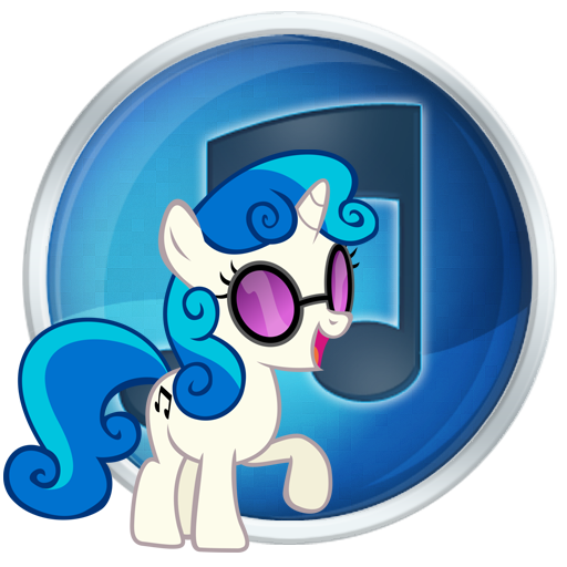 Sweetie Scratch [iTunes] Icon by Togekisspika35