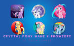 Crystal Pony Browsers