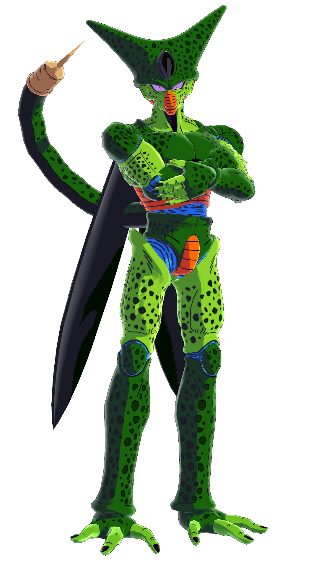 MMD - Imperfect Cell Download by Togekisspika35 on DeviantArt