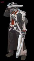 MMD - Reaper (Mariachi) Download by Togekisspika35