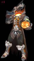 MMD - Reaper (Pumpkin) Download by Togekisspika35