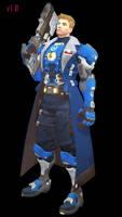 MMD - Strike-Commander Morrison Download by Togekisspika35