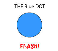 THE Blue DOT