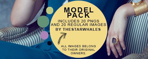 Model Pack by thestarwhales by thestarwhales