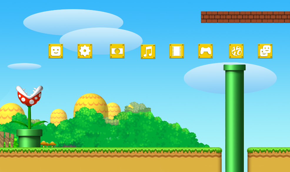Super mario bros ps3 theme by lageon on deviantart super mario bros ps3 theme by lageon voltagebd Image collections