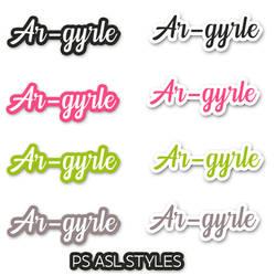 Ar-gyrle Styles (8)