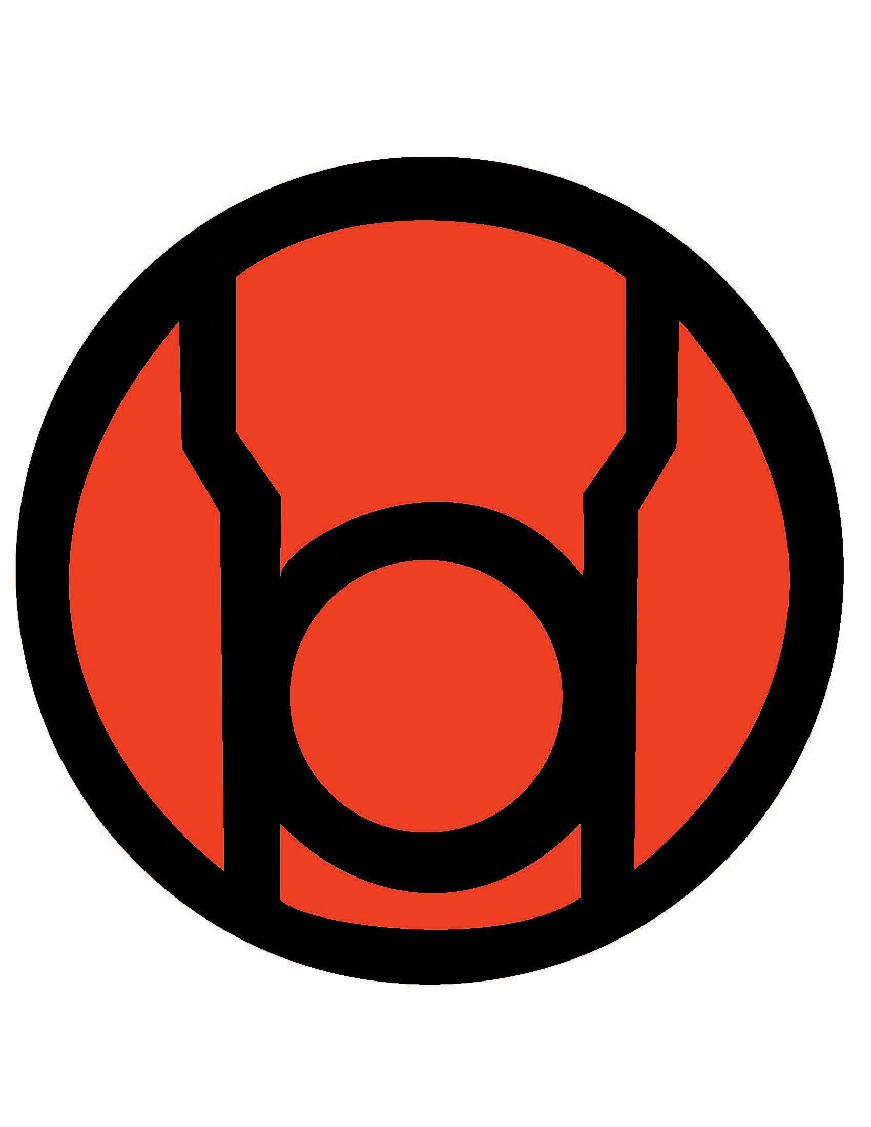 red lantern symbol by usagimomiji on deviantart