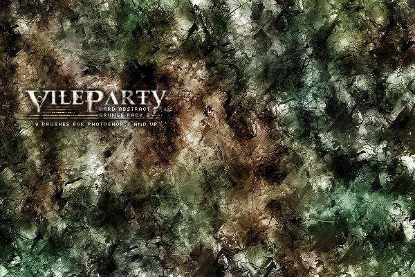 VileParty-HardAbstractGrunge2 by VileParty