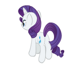 Rarity Preview Stand LeftUp