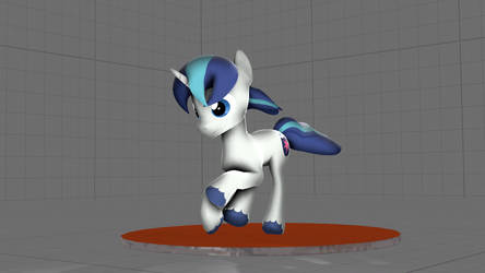 V4 Shining Armor Fast Run Cycle V1