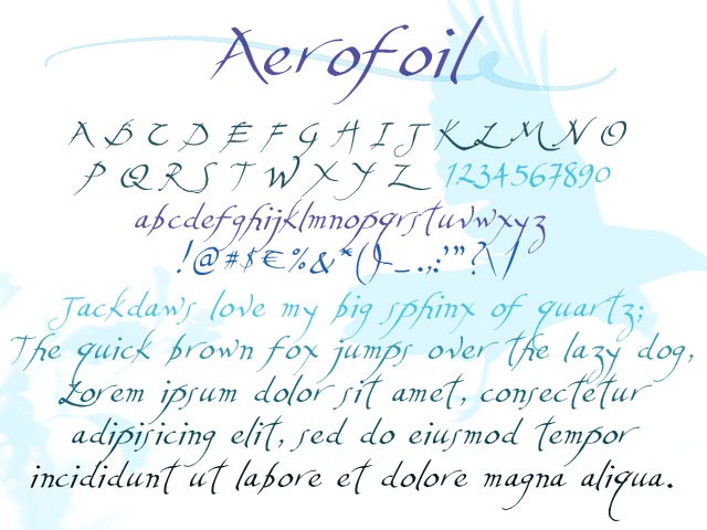 Aerofoil
