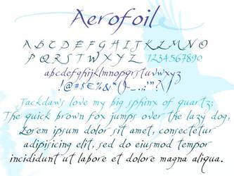 Aerofoil by denn