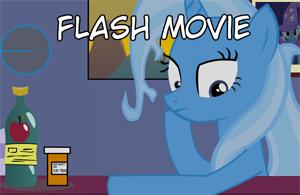 Flash - Trixie: Alone by tiarawhy