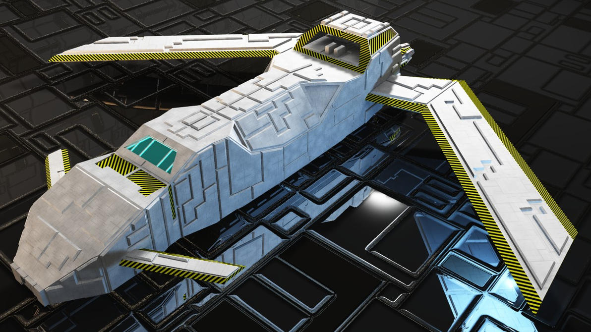 Runabout OBJ by dmaland