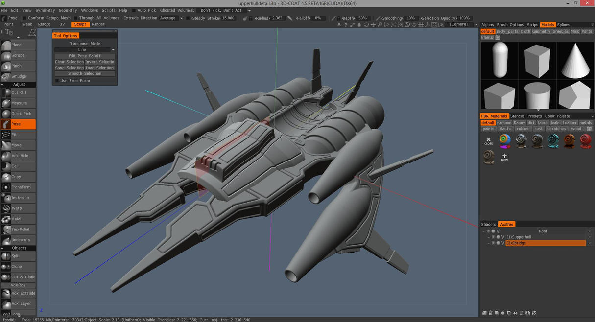Zenoarc Pirate Cutter - 3 by dmaland