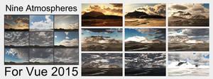 Nine Vue 2015 Atmospheres