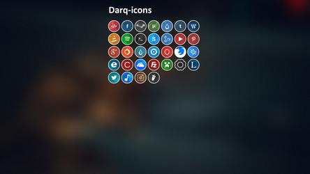 Darq-icons V1