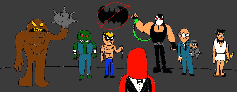 Beware The Batman Wish List By Lucifertheshort On Deviantart