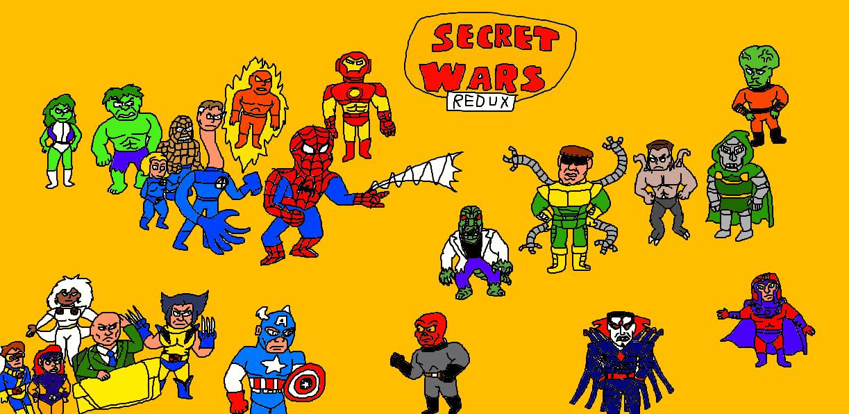 More Tidbits on Spider-Man Comic Ideas by LuciferTheShort