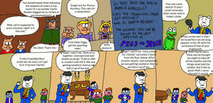Rupert and the Muppets Page 5