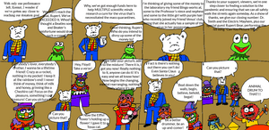 Rupert and the Muppets Page 10