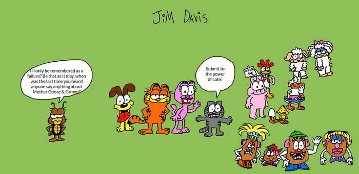 Jim Davis Tribute