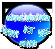 Glass Buttons - Microsoft by misteranwa